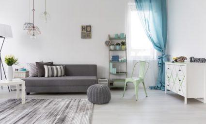 Tips om je woonkamer lekker koel te houden