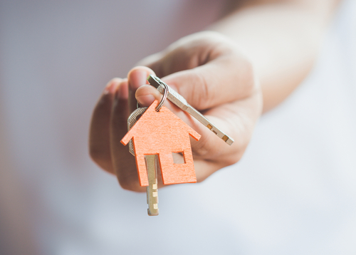 sleutel huis