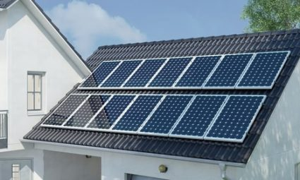 aanschaffen van zonnepanelen