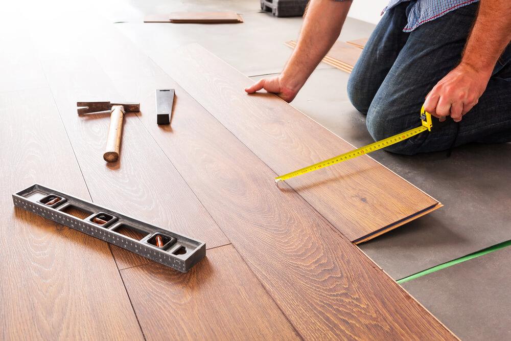 Tips voor het zelf leggen van een laminaatvloer