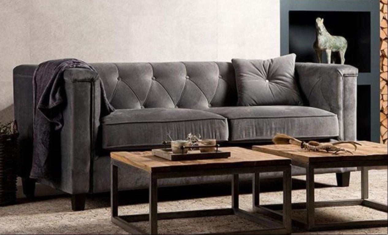 nieuwe sofa bank