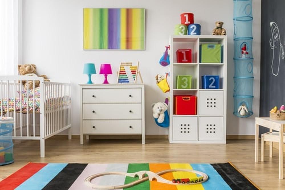 Grote Kinderkamer Inrichten : Kinderkamer praktisch inrichten wonenwereld
