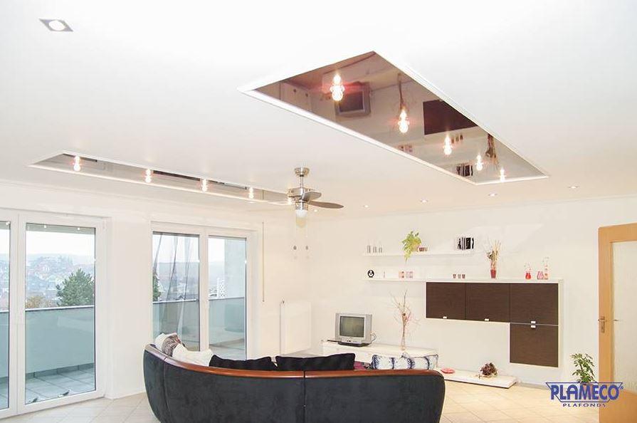 plafond in een dag