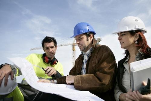 eisen bouwplaatsinrichting