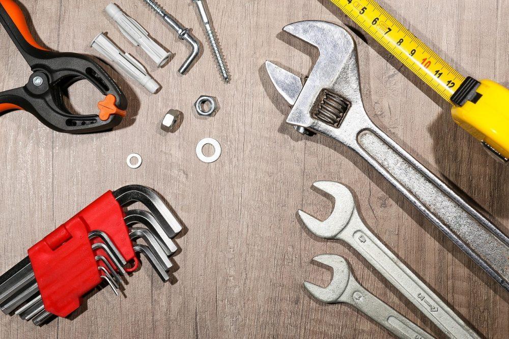 gereedschap voor thuis