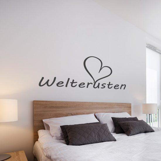 muursticker wanddecoratie