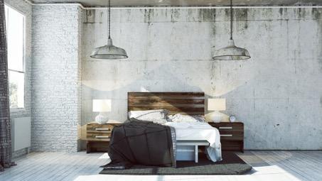 soorten lampen slaapkamer