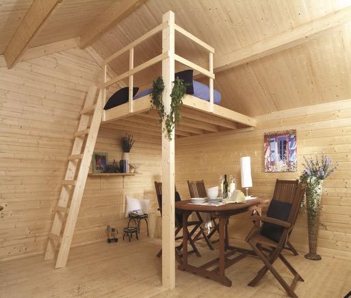 Creatief Huis Inrichten.Blokhut Inrichting Creatieve Ideeen Voor Een Blokhut