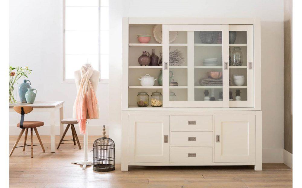 Buffetkast Voor Keuken : Spullen praktisch en stijlvol opgeruimd met een buffetkast