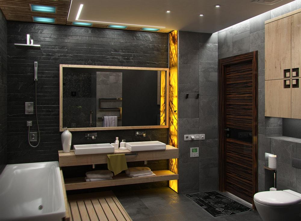 hoe duur badkamer
