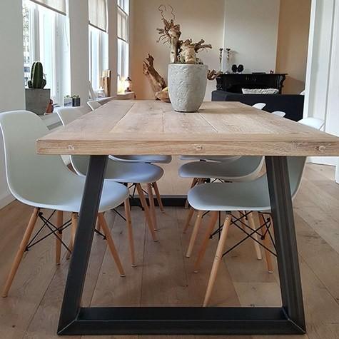industriele tafels huis