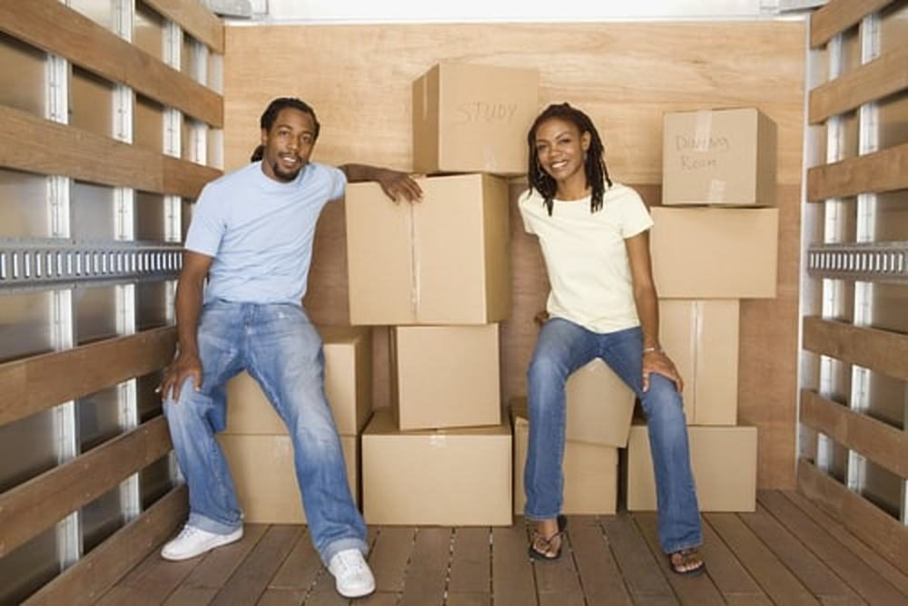 verhuizen en geen ruimte