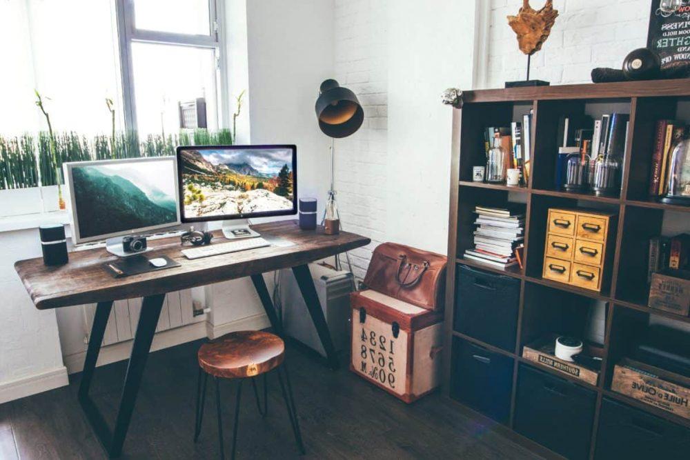 6 tips voor perfecte thuiswerkplek