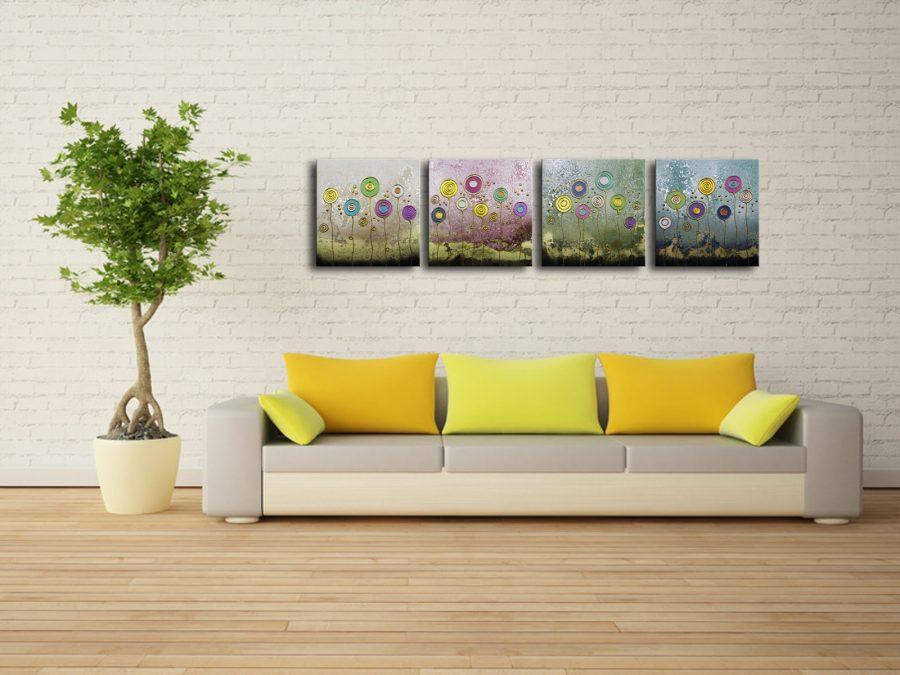 moderne schilderij