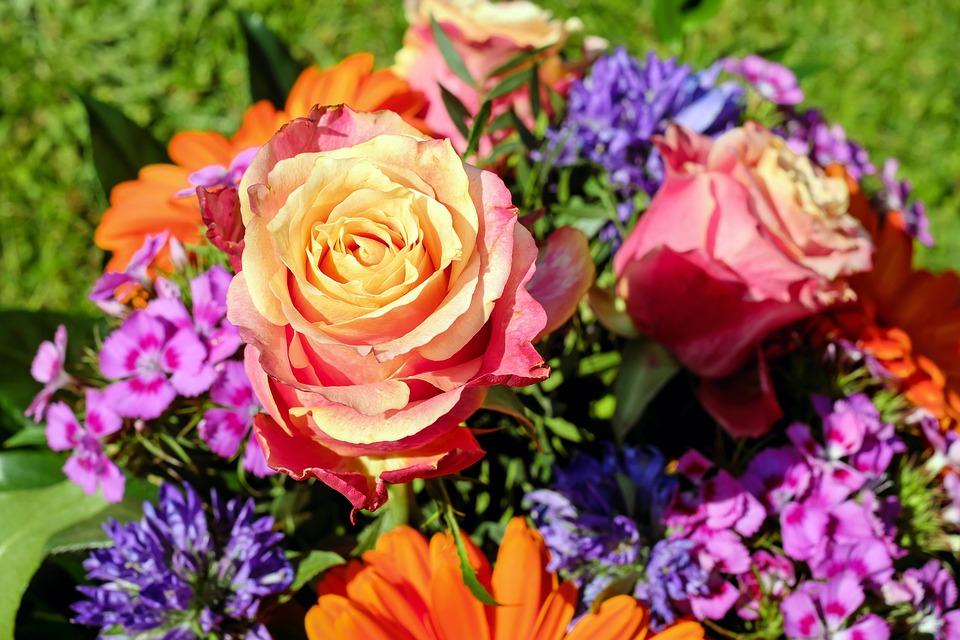 bloemetje bestellen online