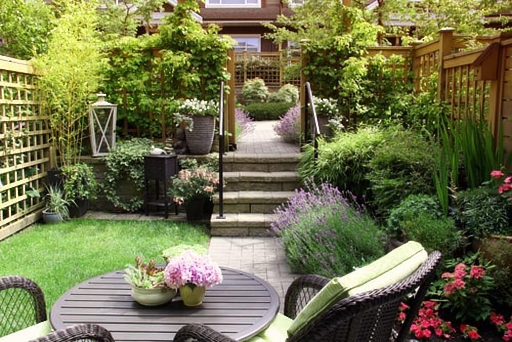 hoe een tuin ontwerpen