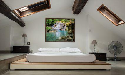 slaapkamer van de toekomst
