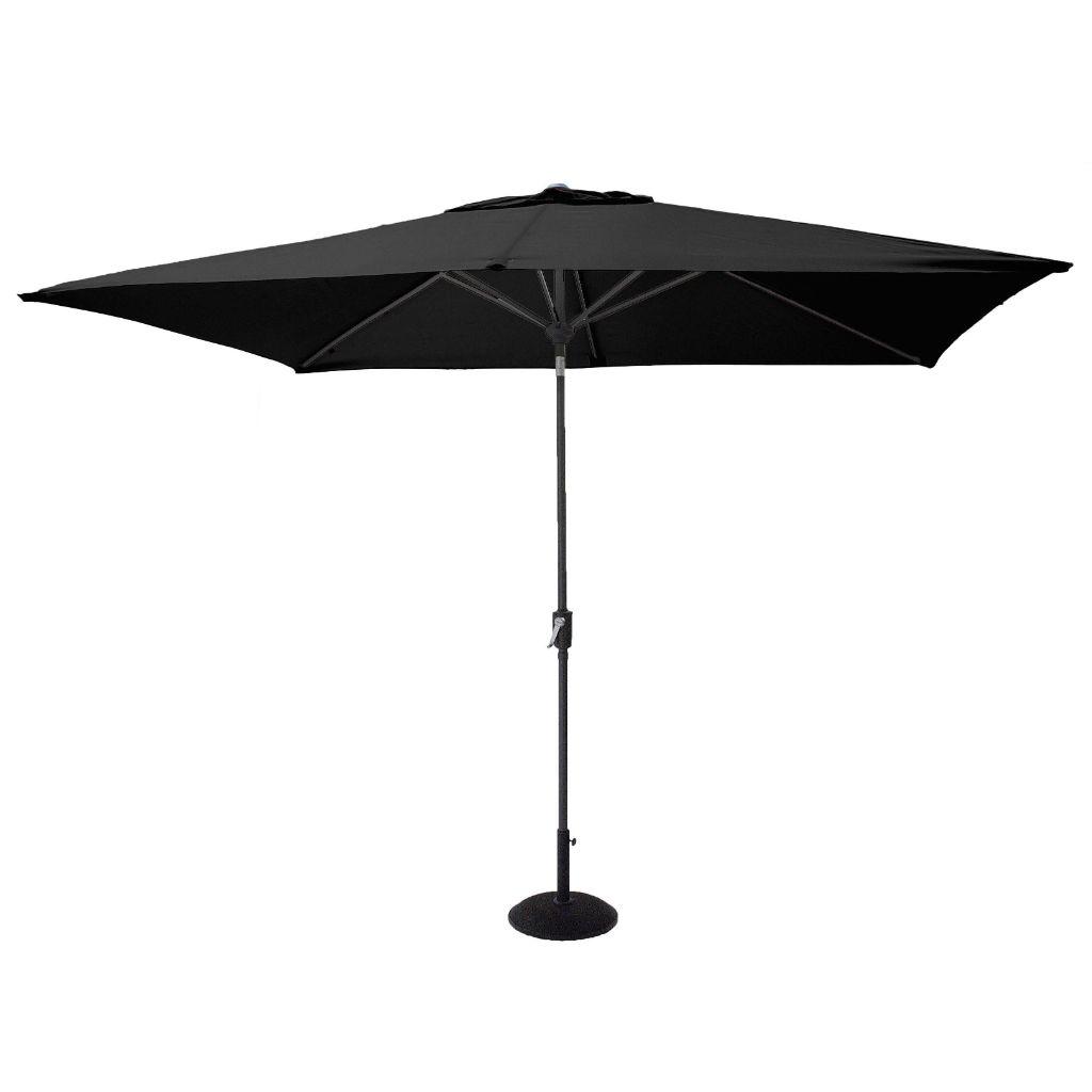 waar moet een parasol aan voldoen
