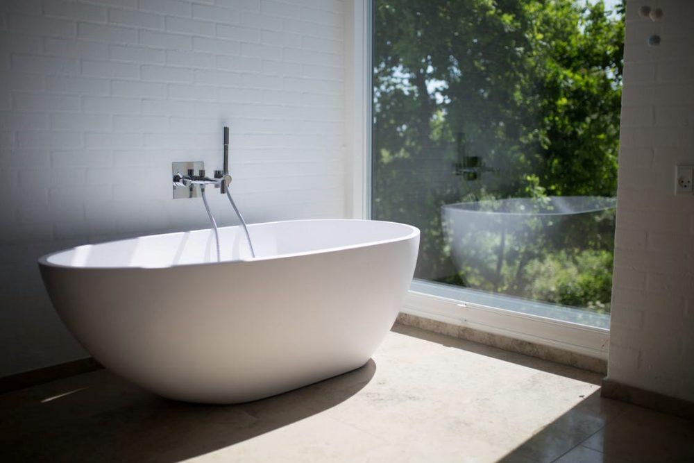 8 tips voor een luxe badkamer