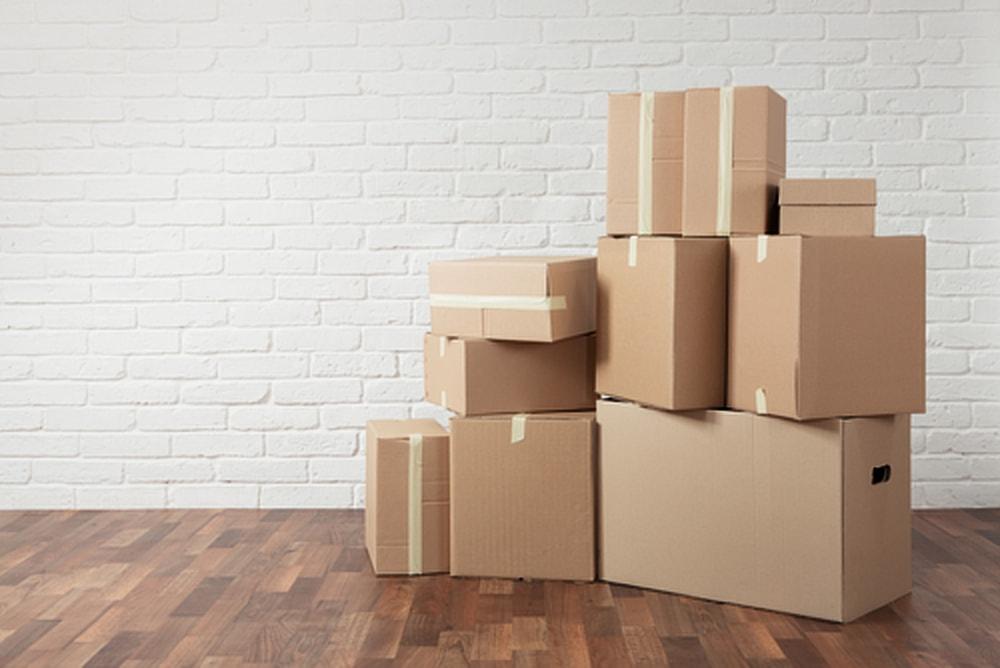 opslagruimte dozen