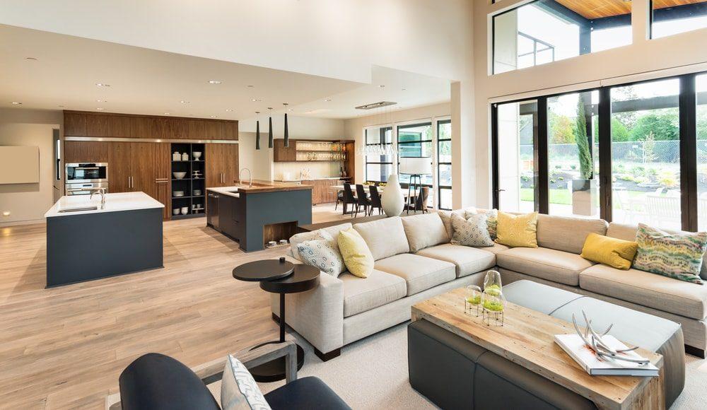 Hoe geef je je huis een luxe uitstraling