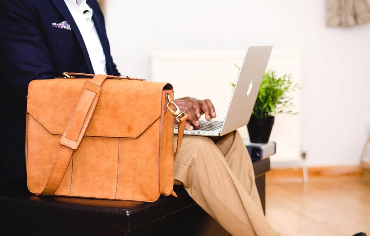 Laptoptas bestellen vanuit je woning