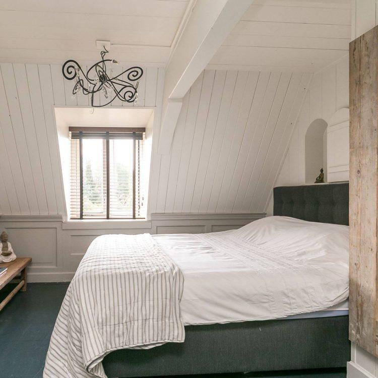 Comfortabel wonen met houten jaloezieën
