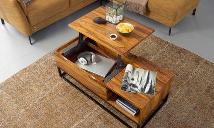 Welke factoren spelen een rol bij het kiezen van een salontafel?
