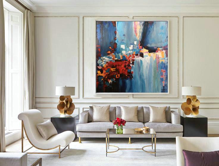 Waar moet je op letten als je kunst in huis haalt?
