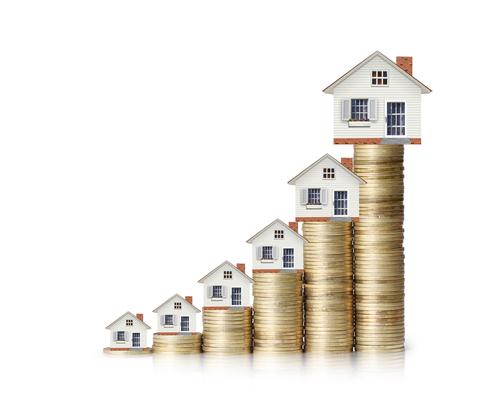 woningprijzen gestegen