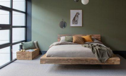 Maak jouw bed het stralende middelpunt van de slaapkamer