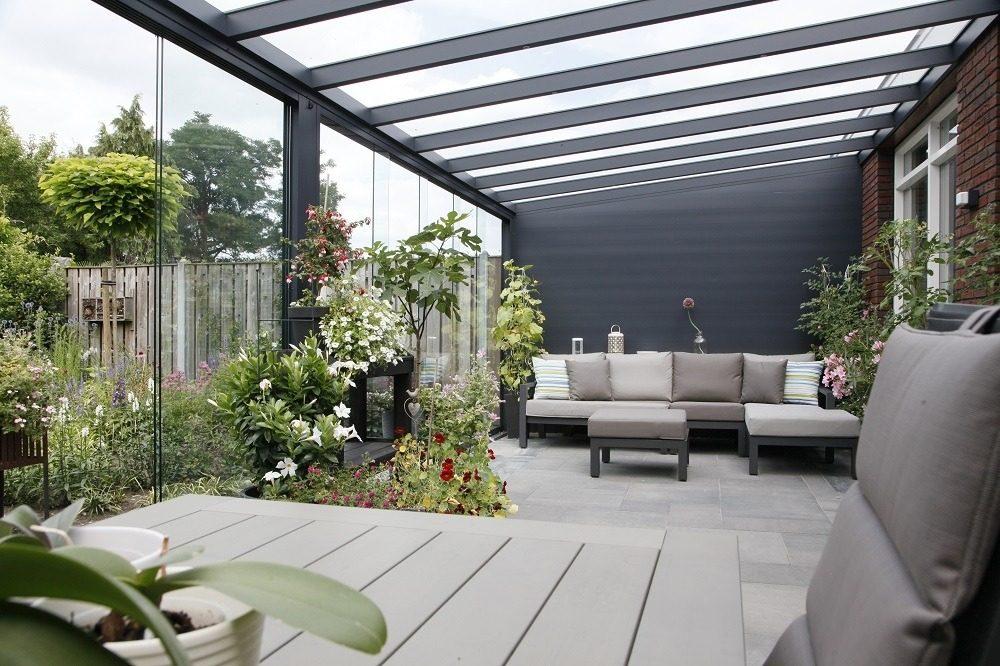 Verrijk je woning met een aluminium terrasoverkapping