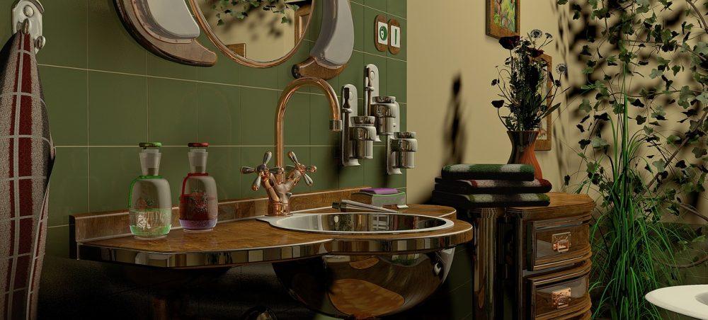 De voordelen van mooie koperen kranen in de badkamer of keuken