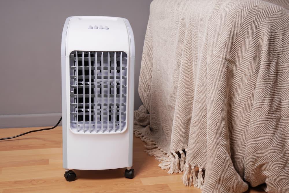 Airco, luchtkoeler of toch een ventilator