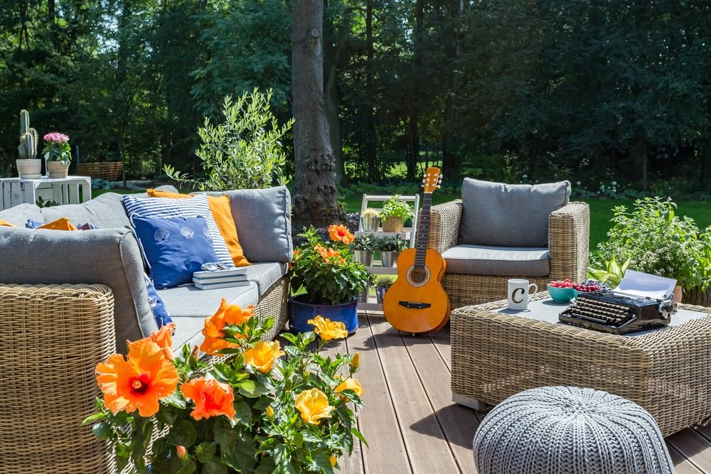 De handigste tuinmeubelen voor in je tuin