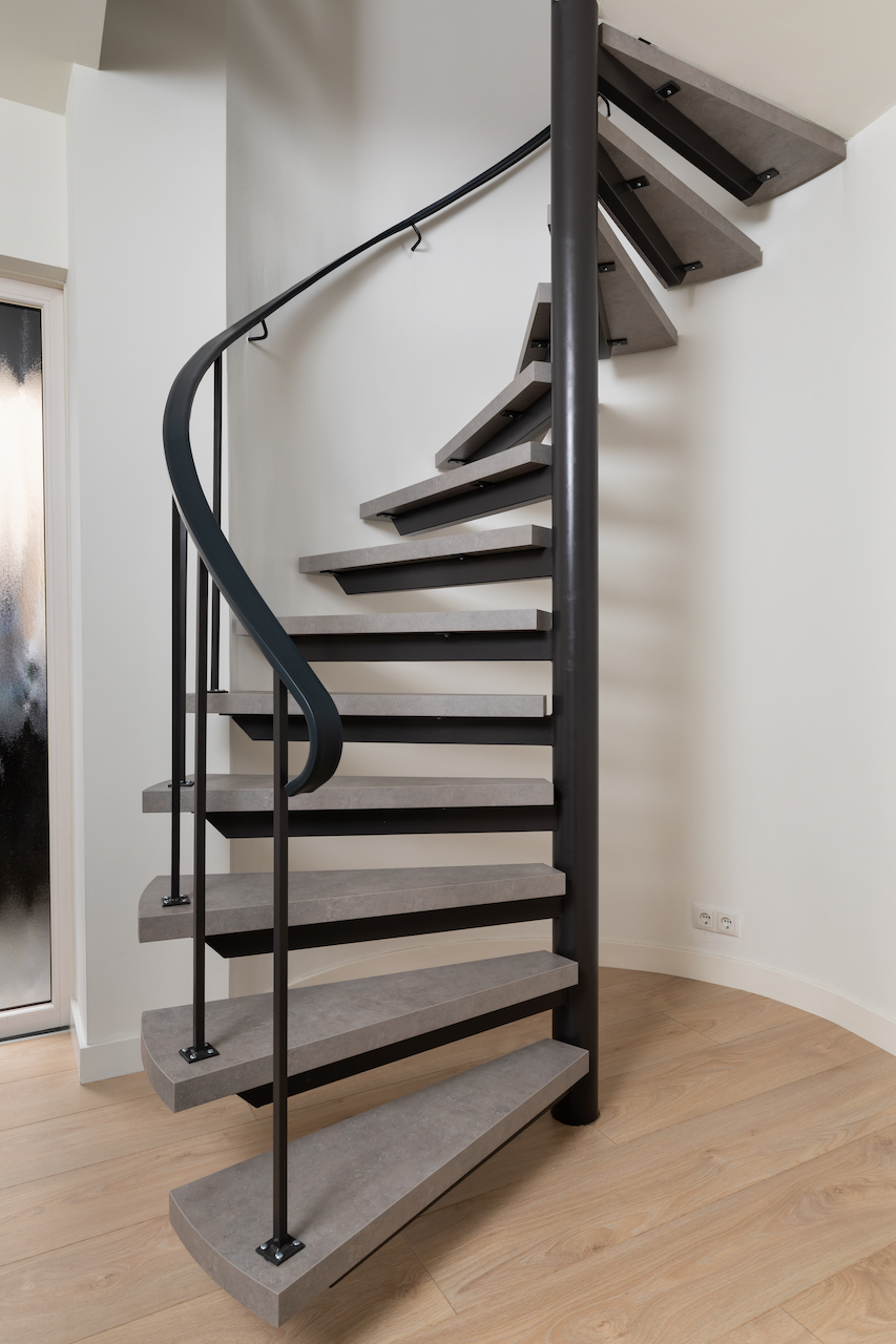 Hoe maak je een trap onderhoudsvrij?